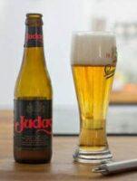 Exótica, rubia, belga, …Judas una cerveza traicionera.