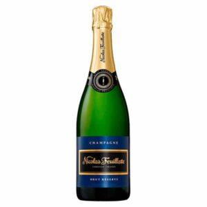 Champagne Nicolás Feuillatte Brut Reserve