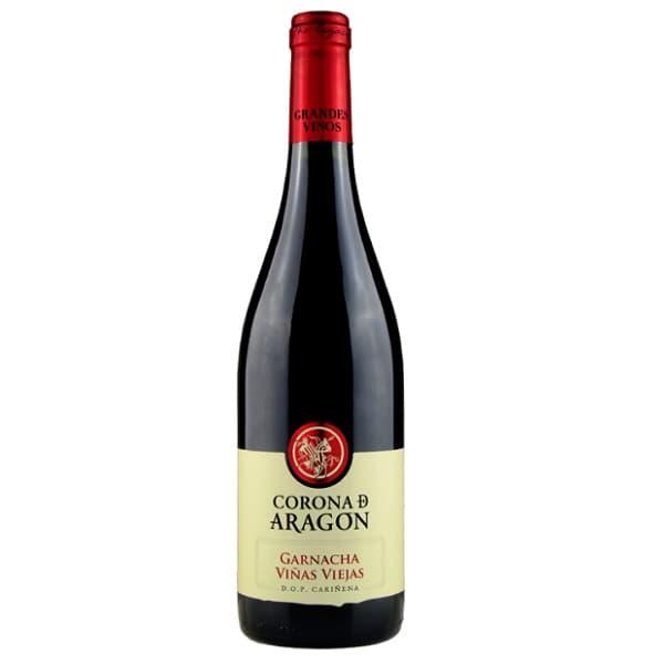 corona de aragon viñas viejas