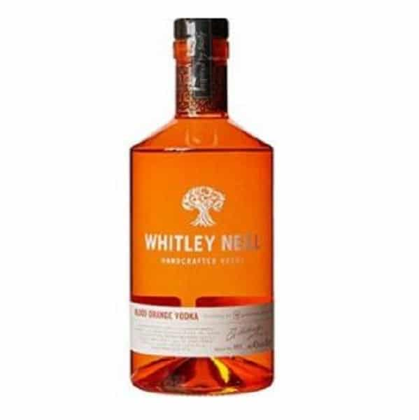 Whitley Neill Blood Orange Vodka
