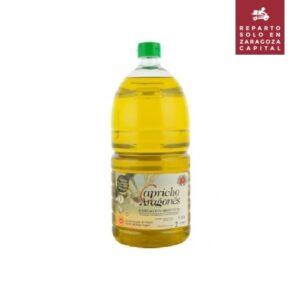 Aceite capricho Aragonés