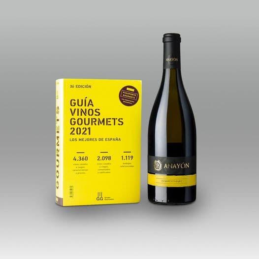 grandes vinos premio anayon