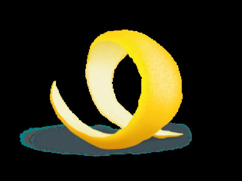 corteza de limón