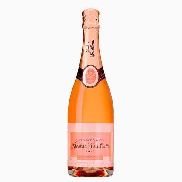Champagne Nicolás Feuillatte Rosé