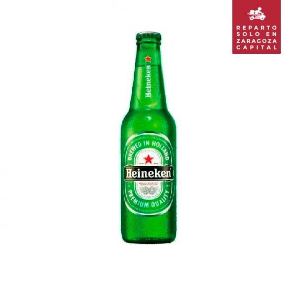 heineken botella