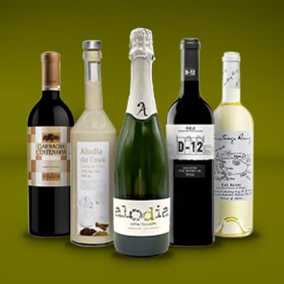pack vinos deseos