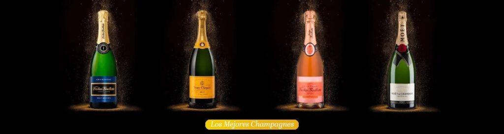Los mejores champagnes