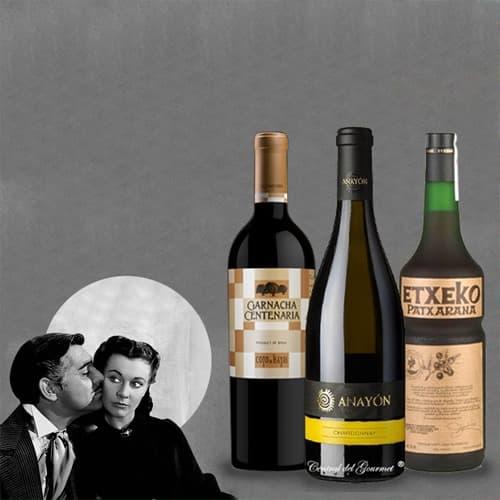 Pack de vino Los Clasicos 1