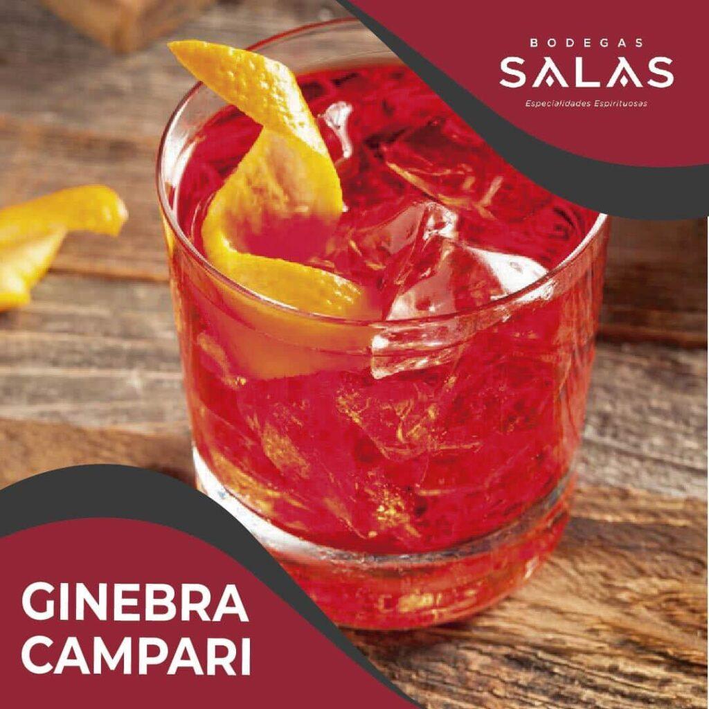 coctel-preparado-con-ginebra-campari