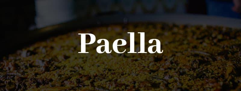 seleccion vinos para paella